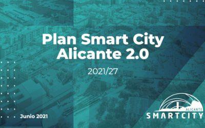 Alicante Smart City 2.0: la hoja de ruta para posicionar Alicante en el mapa de las ciudades Inteligentes