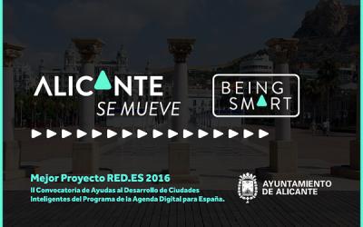 Presentación Web Alicante se mueve, y plan para la generación de empresas Start Up