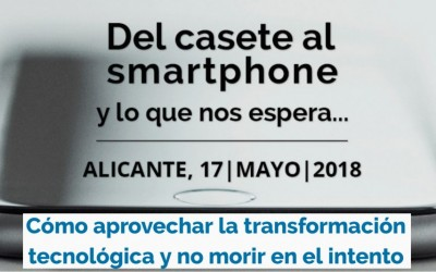 Congreso BEi Forum 'Cómo aprovechar la transformación tecnológica y no morir en el intento'