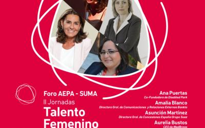 (Español) II Jornadas sobre el Talento Femenino en Alicante