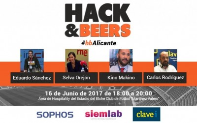 (Español) Primer Hack&Beers Alicante