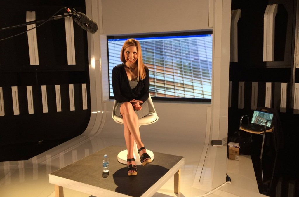 Nuria Oliver, premio nacional de informática Ángela Ruiz Robles