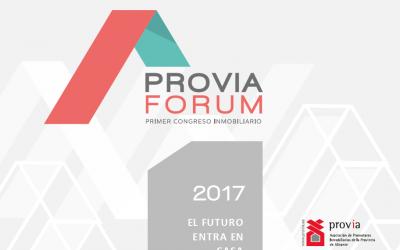 (Español) I Congreso Provia Forum: El futuro entra en casa