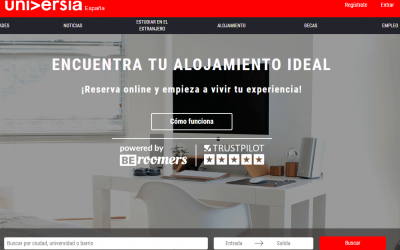 (Español) Universia apuesta por Beroomers, el Airbnb de los universitarios